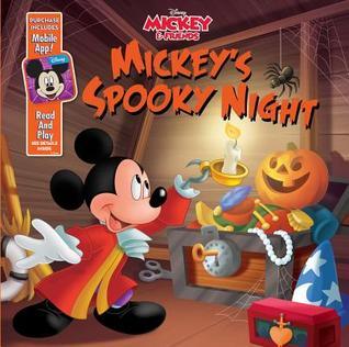 Mickey's Spooky Night: Read and Play (Mickey & Friends)