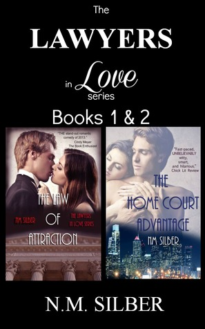 Ebook The Law Of Attraction Lawyers In Love 1 By Nm Silber