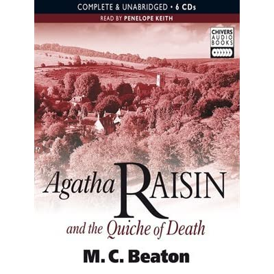 agatha raisin and the quiche of death pdf