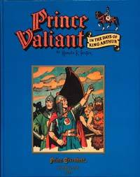 Prince Valiant in the Days of King Arthur (Prinz Eisenherz) 1955 (Limited Edition)