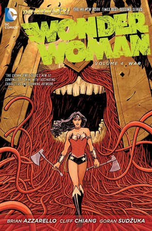 Wonder Woman, Volume 4 by Brian Azzarello