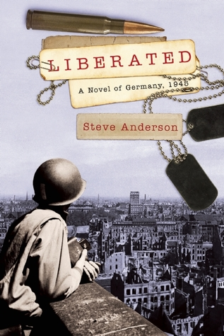 book cover for Liberated