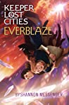 Everblaze (Keeper of the Lost Cities, #3) audiobook review