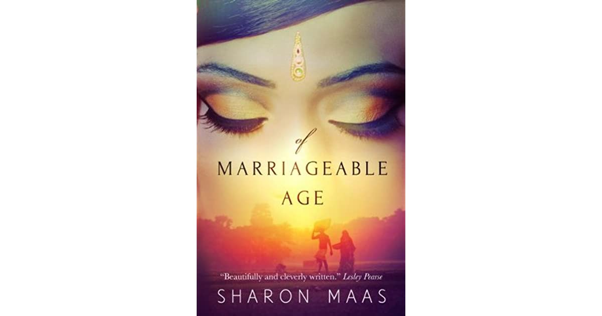 a summary of of marriageable age by sharon maas Official author website.