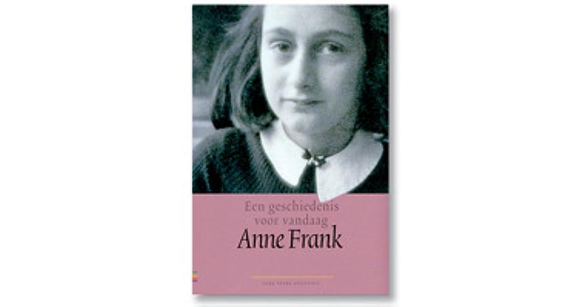 Citaten Uit Dagboek Anne Frank : Anne frank een geschiedenis voor vandaag by anne frank stichting