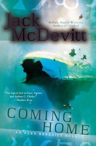 Coming Home (Alex Benedict #7)