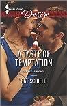 A Taste of Temptation (Las Vegas Nights #3)
