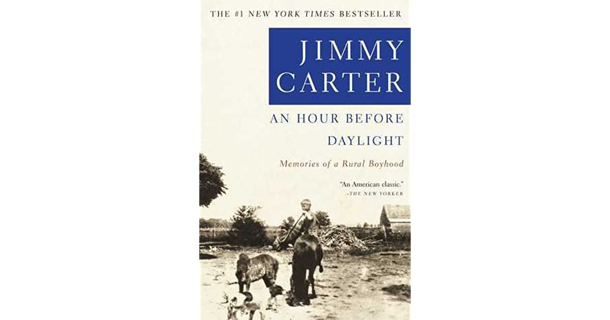 An Hour Before Daylight: Memories of a Rural Boyhood by