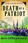 Death of a Patriot  (Marc Edwards Mystery, #6)