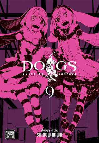 Dogs: Bullets & Carnage, Vol. 9