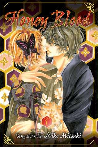 Honey Blood, Vol. 1 by Miko Mitsuki