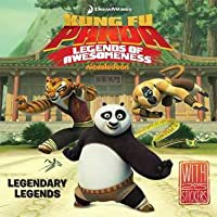 Legendary Legends: with audio recording (Kung Fu Panda TV)
