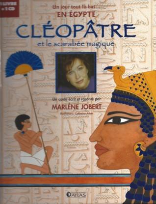 Cléopâtre et le scarabée magique