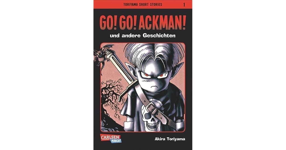 Go Go Ackman Und Andere Geschichten By Akira Toriyama