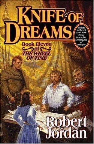 Knife of Dreams - book cover