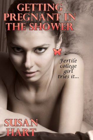 Getting Pregnant In The Shower: Fertile college girl tries it...