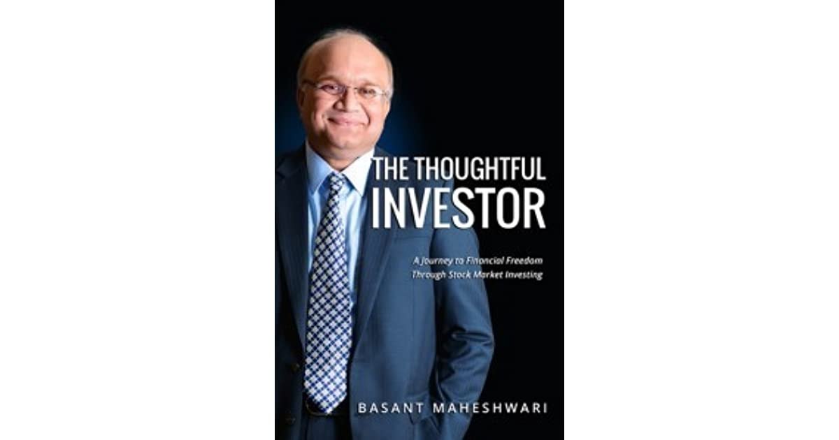 The Thoughtful Investor by Basant Maheshwari