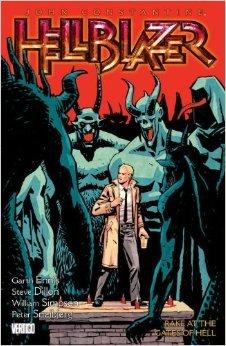 Hellblazer, Volume 8: Rake at the Gates of Hell