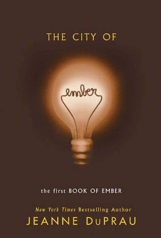 The City of Ember cover (link to Goodreads)