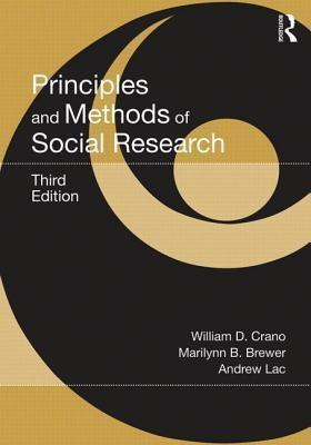 Principles and Methods of Social Research (2nd edition)