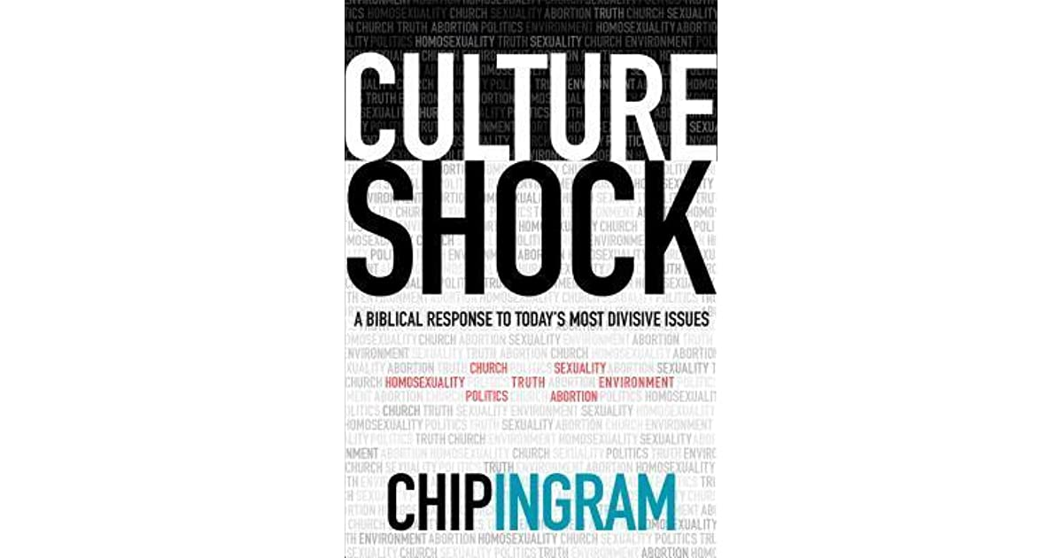 Culture shock chip ingram book review