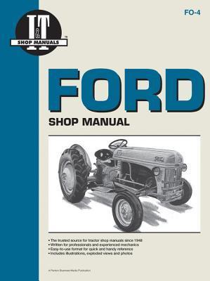 Ford Shop Manual Series 2N 8N & 9N