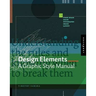 The Elements Of Graphic Design Book