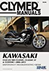 Clymer Manuals: Kawasaki Vulcan 900 Classic, Classic LT & Custom, 2006-2013
