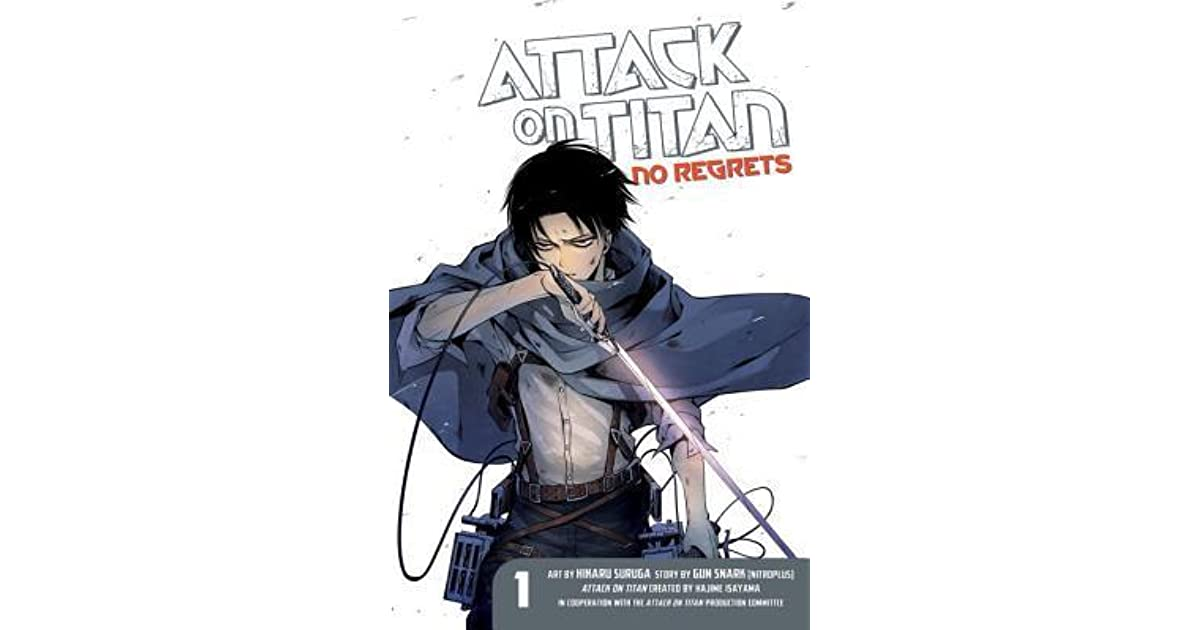 Attack On Titan No Regrets Vol 1 By Hajime Isayama