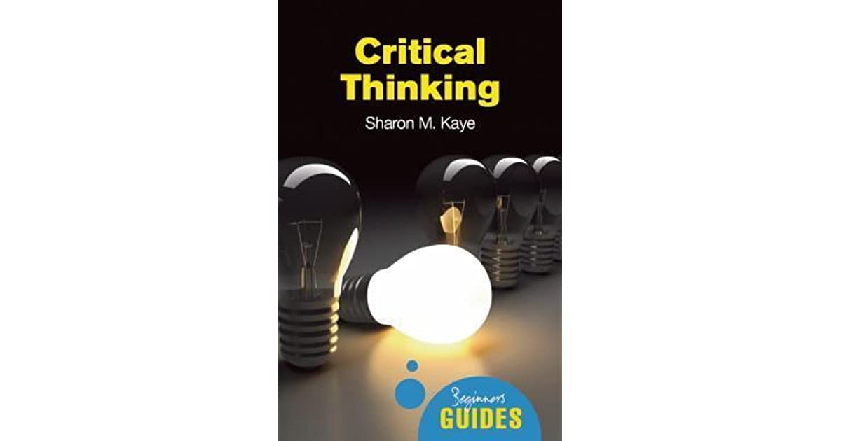 critical thinking bolinda beginner guides review