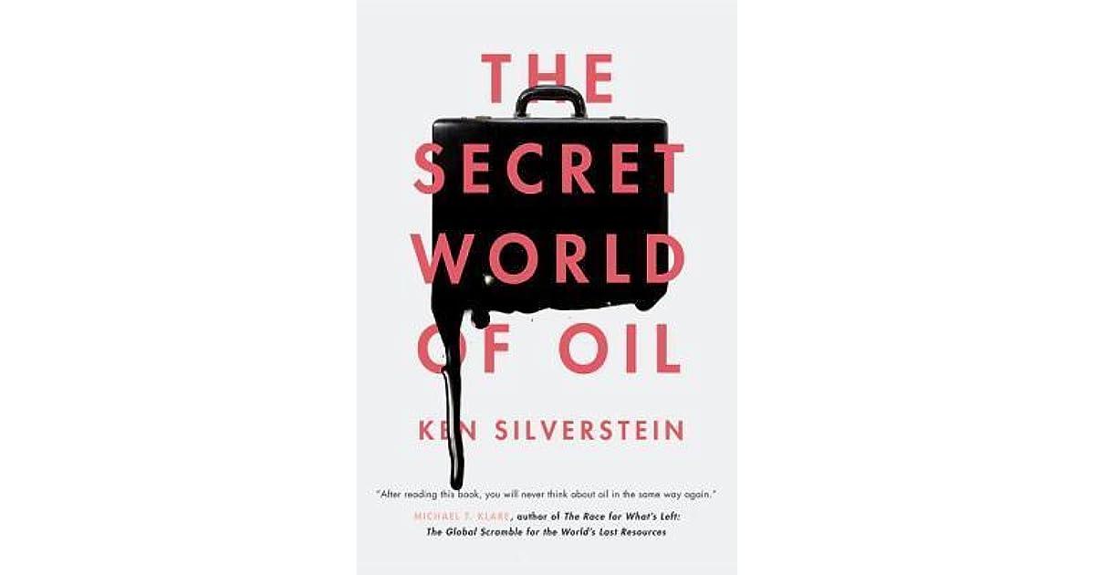 the secret world of oil ydmnvvxu