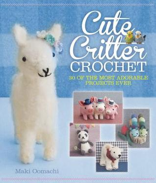 Crochet Cute Critters: 26 Easy Amigurumi Patterns Book Review ... | 371x318