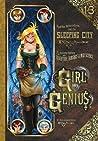 Agatha Heterodyne and the Sleeping City (Girl Genius, #13)