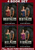 Breathless (Blue Fire Saga Book 1)