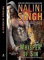 Whisper of Sin (Psy-Changeling, #0.6)