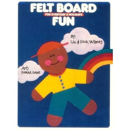 Felt board fun dick wilmes, naked outdoor showertures