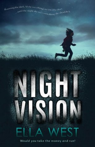 Image result for night vision book