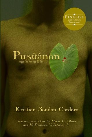Pusuanon: Mga Bersong Bikol by Kristian Sendon Cordero