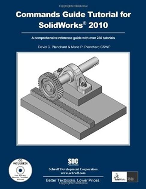 a commands guide tutorial for solidworks 2010 by david planchard rh goodreads com It's a Command Keyboard Commands
