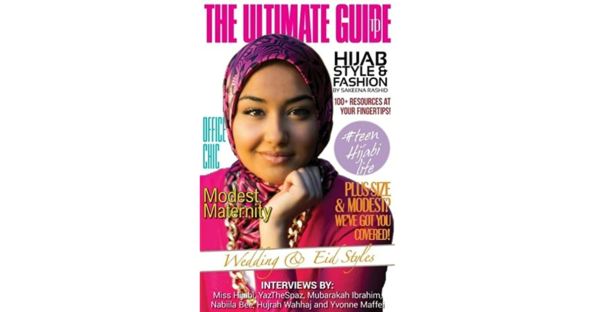 The Ultimate Guide To Hijab Style And Fashion 100