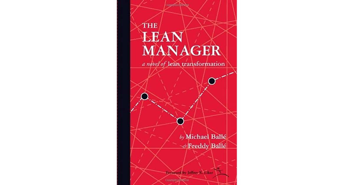 The lean manager by michael ball fandeluxe Gallery
