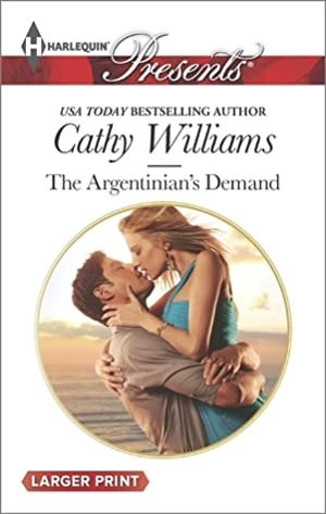 ➽ The Argentinians Demand  Free ➳ Author Cathy Williams – Plummovies.info