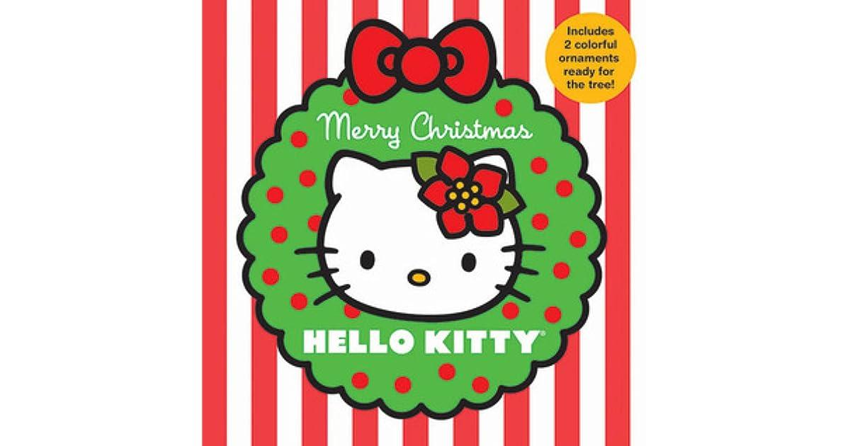 Hello Kitty Christmas.Merry Christmas Hello Kitty By Sanrio