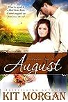 August (Prairie Grooms, #1)