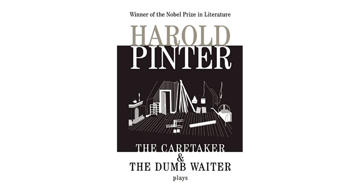 a plot analysis of harold pinters the caretaker The caretaker [harold pinter  davies is very reluctant and finds petty excuses to postpone the decision of becoming the caretaker as the story unfolds.