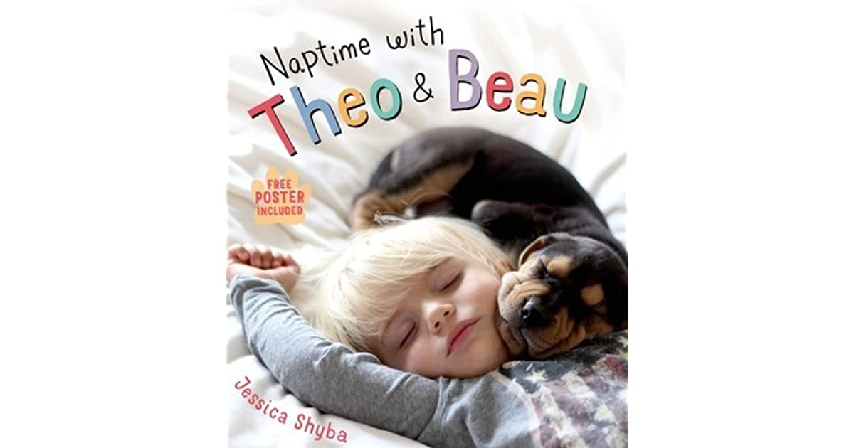 Naptime With Theo And Beau By Jessica Shyba - Theo beau cutest animal human pairing ever