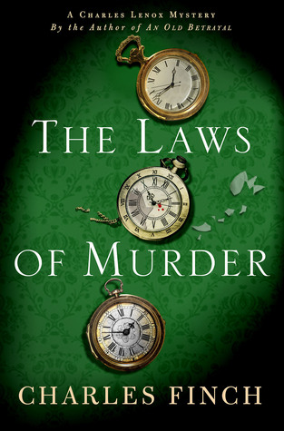 The Laws of Murder (Charles Lenox Mysteries, #8)