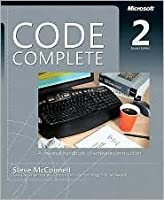 Code Complete 2nd (second) edition Text Only