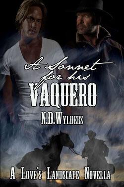 A Sonnet for His Vaquero