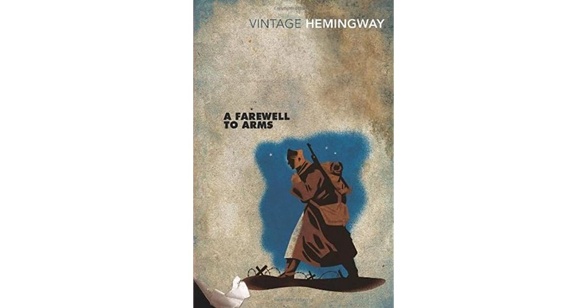 """self absorption in hemingways a farewell to Author: ernest hemingway books: """"for whom the bell tolls"""" and """"farewell to arms"""" ernest hemingway's early life experiences, from hunting and fishing trips, to time spent during the spanish civil war and world war i, shaped his writing style and heavily influenced his literary works."""